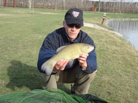 A veszélyeztetett őshonos halállományok mentése a halgazdálkodásra jogosult kötelezettsége