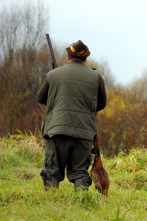 Mit ér a vadász?