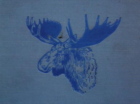Alaszkában vadásztam - Az első kiadás fedele - 1937