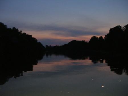 Reménykedek, hogy szürkületkor megélénkül a víz, balinokat szeretnék fogni az esti órákban