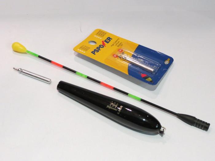A YAD lítium LED-es waggler/slider úszó