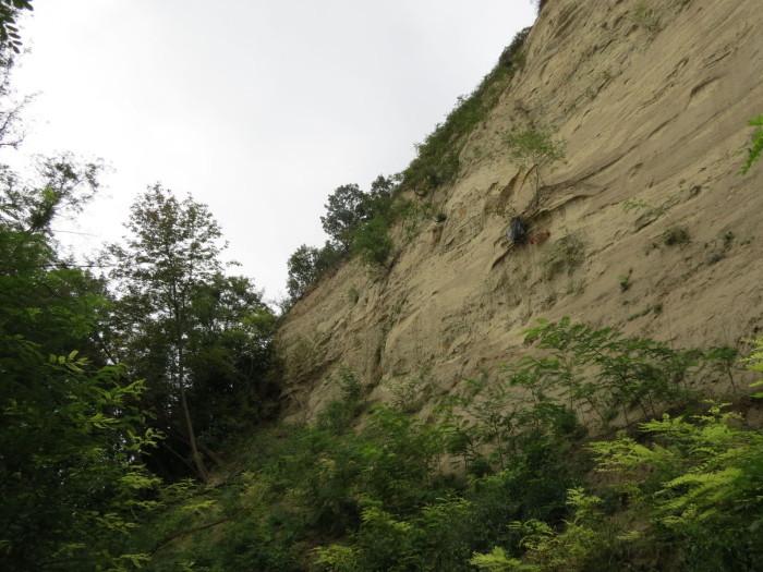 A talaj megcsúszása az őszi, csapadékosabb időjárás miatt további problémát okozhatna - 1