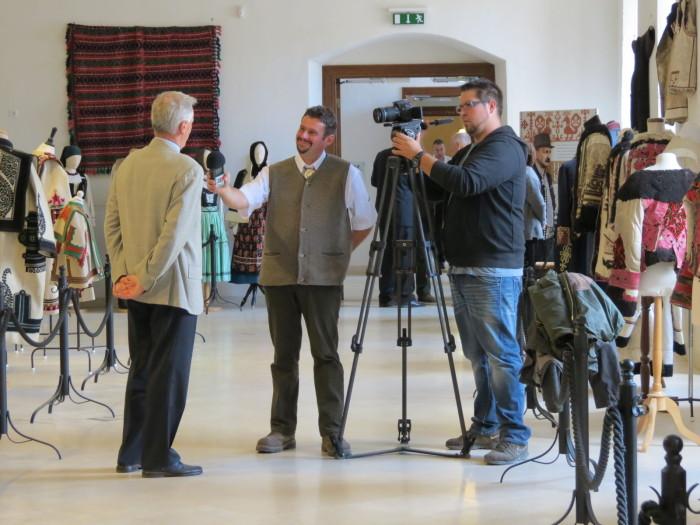 Exkluzív interjút készített stábunk Maderspach Viktor unokájával, Lacsny Péterrel