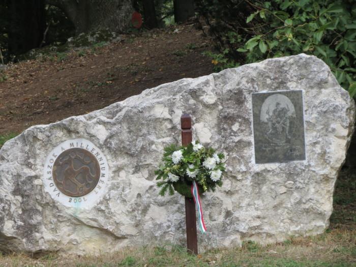 Gróf Széchenyi Zsigmond emléktáblája - 2