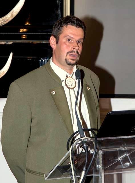 A vadászat témakörében megtartott előadások sorát az ECHO Televízió Hazai Vadász magazinműsorának szerkesztője, Wallendums Péter nyitotta...