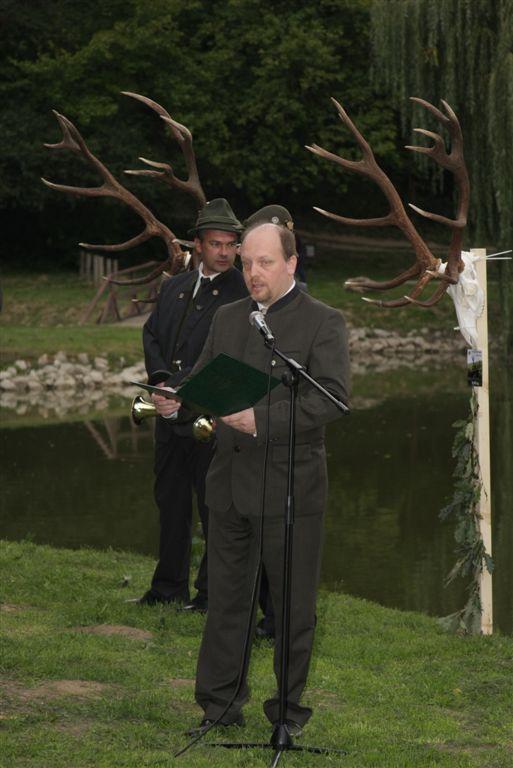 Gőbölös Péter, a Gyulaj Zrt. vezérigazgatója megnyitóbeszédét egy Wass Albert idézettel kezdte
