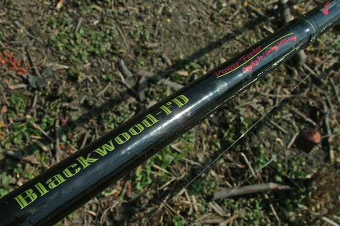 …a Blackwood-FD Power Feeder 390-eset pedig a pontyoknak szánta Feri