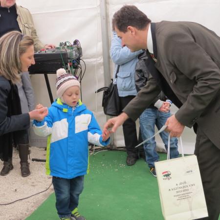 A Zöld Tanoda elnevezésű erdei iskola jelentős szerepet tölt majd be a gyermekek környezeti nevelésében