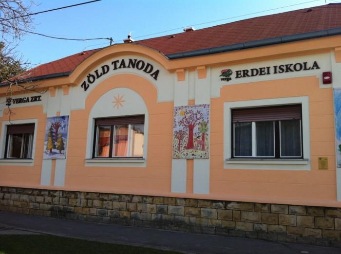 Zöld Tanoda Erdei Iskola
